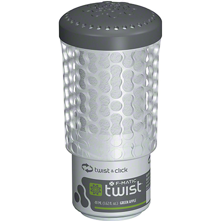 F-Matic Wick Air Freshener Twist Refill - Green Apple