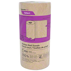 Cascades PRO Select™ Natural Kitchen Roll Towel - 250 ct.