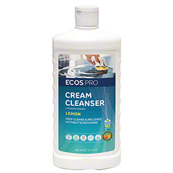 Earth Friendly Products® ECOS® PRO Cream Cleanser - 17 oz. Squeeze