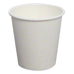 Karat® White Paper Hot Cup - 8 oz.