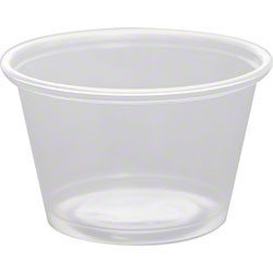 Karat® Clear Portion Cup - 2 oz.