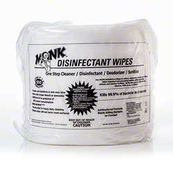 Monk™ Disinfectant Wipe - 80 ct. Refill