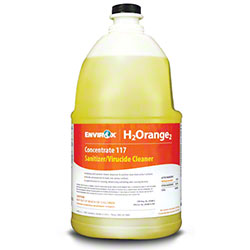EnvirOx® H2Orange2 Concentrate 117 Sanitizer/Virucide -Gal