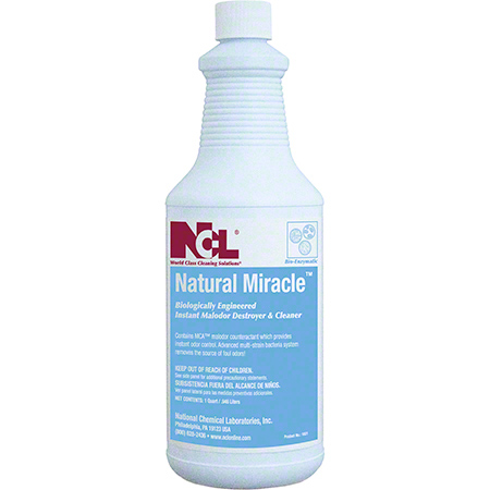 NCL® Natural Miracle™ Malodor Destroyer & Cleaner - Qt