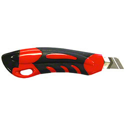 Encore Retractable Heavy-Duty Snap-Off Knife