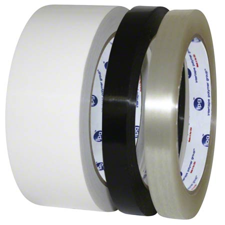 Intertape® 197 Utility Grade Strapping - 24mm x 55m, Clear