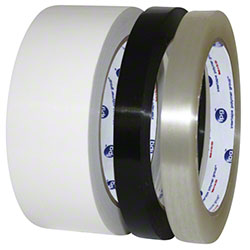 Intertape® 197 Utility Grade Strapping - 12mm x 55m, Clear