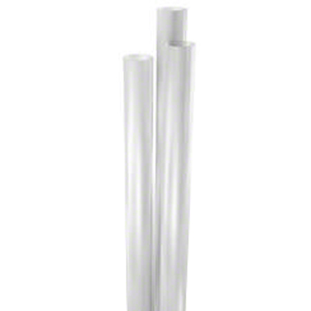 "Choice™ Wrapped Jumbo Straw - 7.75"", Clear"