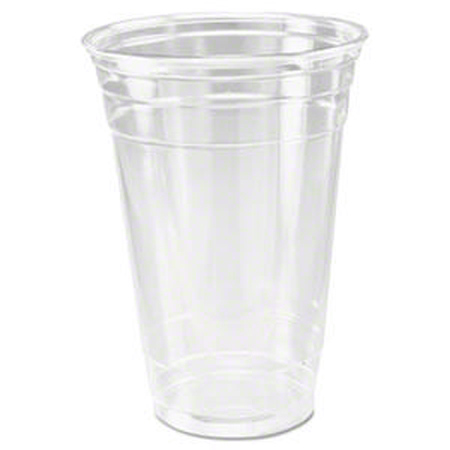 AmerCare® Crystal Clear PET Cup - 20 oz.