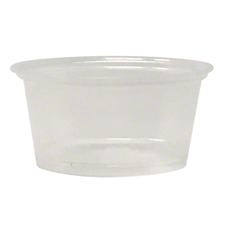 Portion Cup/Souffle Cup - 2 oz., Clear