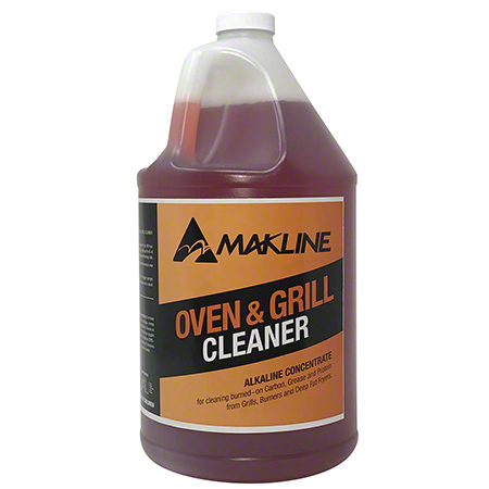 Makline Oven & Grill Cleaner - Gal.