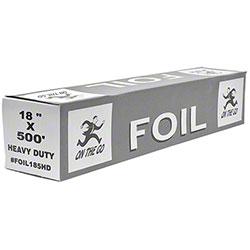 HD Aluminum Foil Roll - 18' x 500'