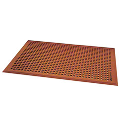 Adcraft Grease-Proof Floor Mat - 3' x 5'