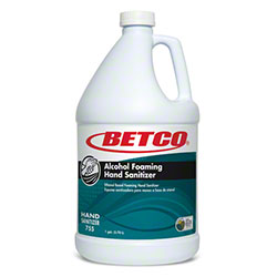 Betco® Alcohol Foaming Sanitizer - Gal.