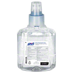 GOJO® Purell® Advanced Hand Sanitizer Foam - 1200 mL LTX-12™