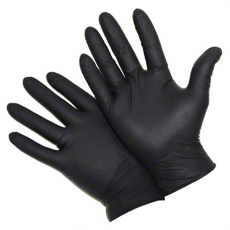 West Chester 5 mil Industrial Grade Black Nitrile - XL