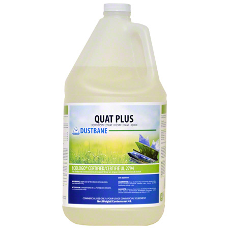 Dustbane Quat Plus Disinfectant/Cleaner - 4 L