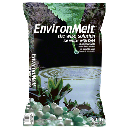 Kissner EnvironMelt™ Green Solution Ice Melter w/CMA-50lb