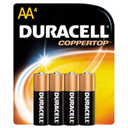 Duracell® CopperTop Battery - AA Size