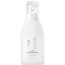 Soapopular® Alcohol Free Hand Sanitizer - 18.5 oz.
