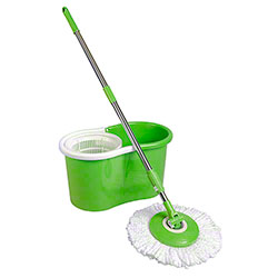 M2 Professional M2 360° EasySpin Mop Express Combo