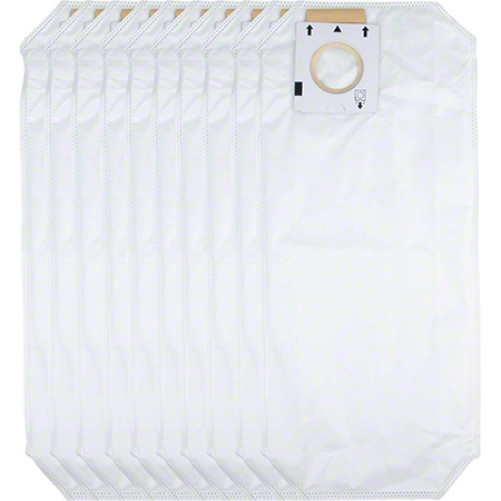 Makita® Fleece Filter Dust Bag,10/pk, XCV19