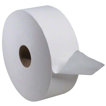 "Tork® Advanced 2-Ply Jumbo Roll Bath Tissue -3.6"" x 1600'"