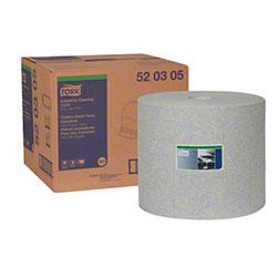 "Tork® Industrial Cleaning Cloth - 13"" x 1163.8', Grey"