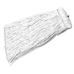 Abco 4 Ply Cotton Cut-End Screw Type Mop - 24 oz.