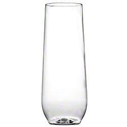 Fineline Settings Renaissance Stemless Flute - 10 oz.