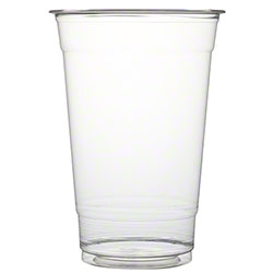 Fineline Settings Super Sips PETE Drinking Cup - 20 oz.