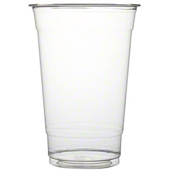 Fineline Settings Super Sips PETE Drinking Cup - 24 oz.