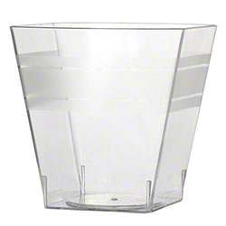 Fineline Settings Tiny Tempts Tiny Tumbler - 5.4 oz., Clear