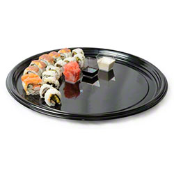 Fineline Settings Platter Pleasers™ Thermoform Tray - 18""