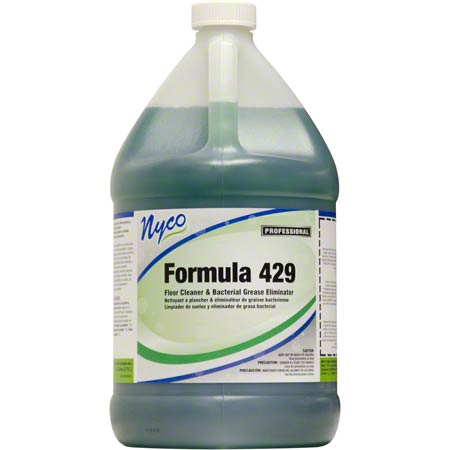 Nyco Formula 429 Floor Cleaner & Bacterial Grease Eliminator