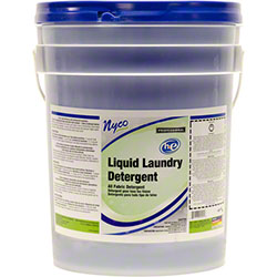 Nyco Liquid Laundry Detergent - 5 Gal. Pail