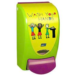 Deb® ProLine® Restyle 1 L Wash Your Hands Kids Dispenser