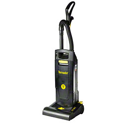 Tornado® CV38 Hepa-Filtered Commercial Upright Vacuum -15""