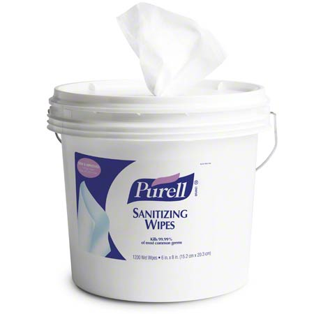 GOJO® Purell® Wipes Empty Dispensing Bucket