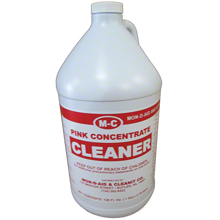 M-C Pink Concentrate Cleaner - Gal.