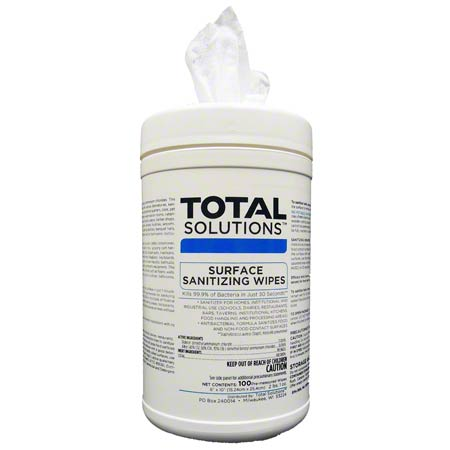 Athea® Total Solutions® Surface Sanitizing Wipes