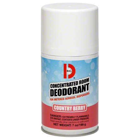 Big D® Metered Concentrated Room Deodorant - Country Berry