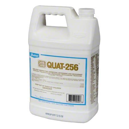 Buckeye® Sanicare Quat-256™ Disinfectant - Gal.