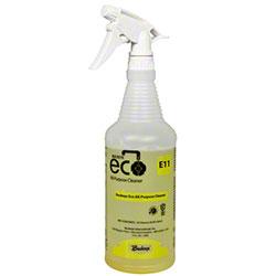 Buckeye® Eco® E11 All-Purpose Cleaner Bottle & Trigger