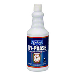 Buckeye® Dy-Phase™ Bowl Cleaner - Qt.