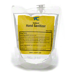 TC® Instant Hand Sanitizer - 400 mL Refill
