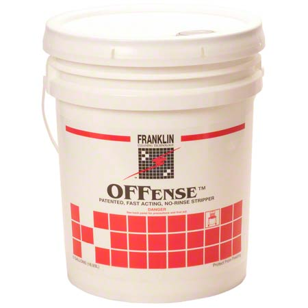 Franklin Offense™ Floor Stripper - 5 Gal. Pail