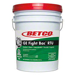 Betco® GE Fight BAC™ RTU Disinfectant - 5 Gal. Pail