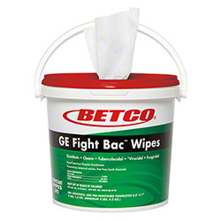 Betco® GE Fight Bac™ Disinfectant Wipes - 500 ct. Bucket