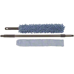 Microfiber & More High Duster Kit - Blue
